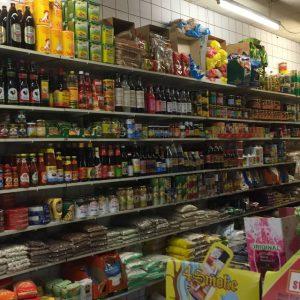 Supermarkt in Rotterdam Noord